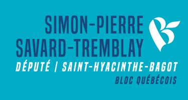 Député de Saint-Hyacinthe—Bagot