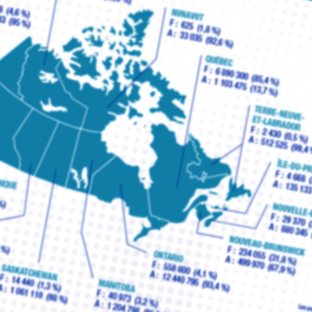 Le Québec n'inspire plus rien à Ottawa